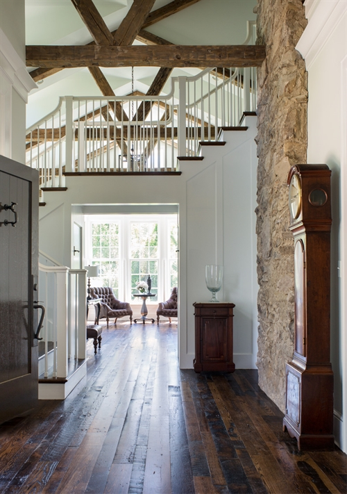 A Modern Farmhouse Built with the Character it Deserves