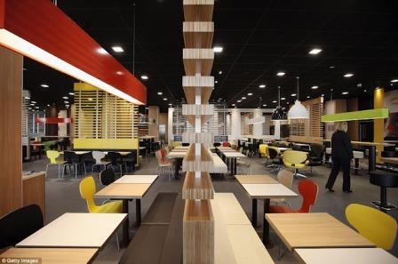 Restoran Mcdonalds Malaysia terbesar