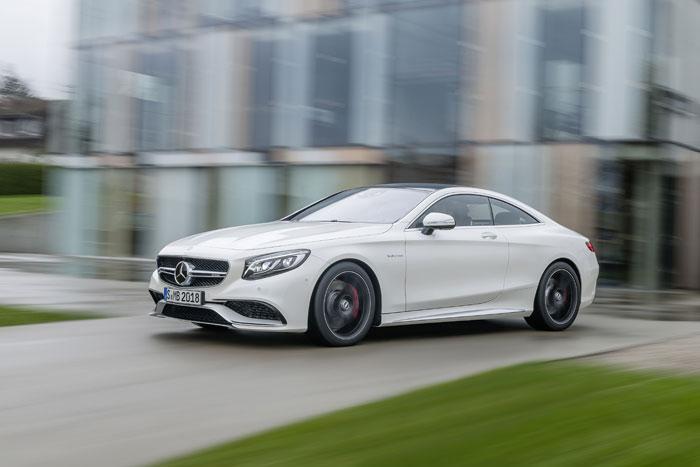 Nuevo Mercedes S 63 AMG Coupé
