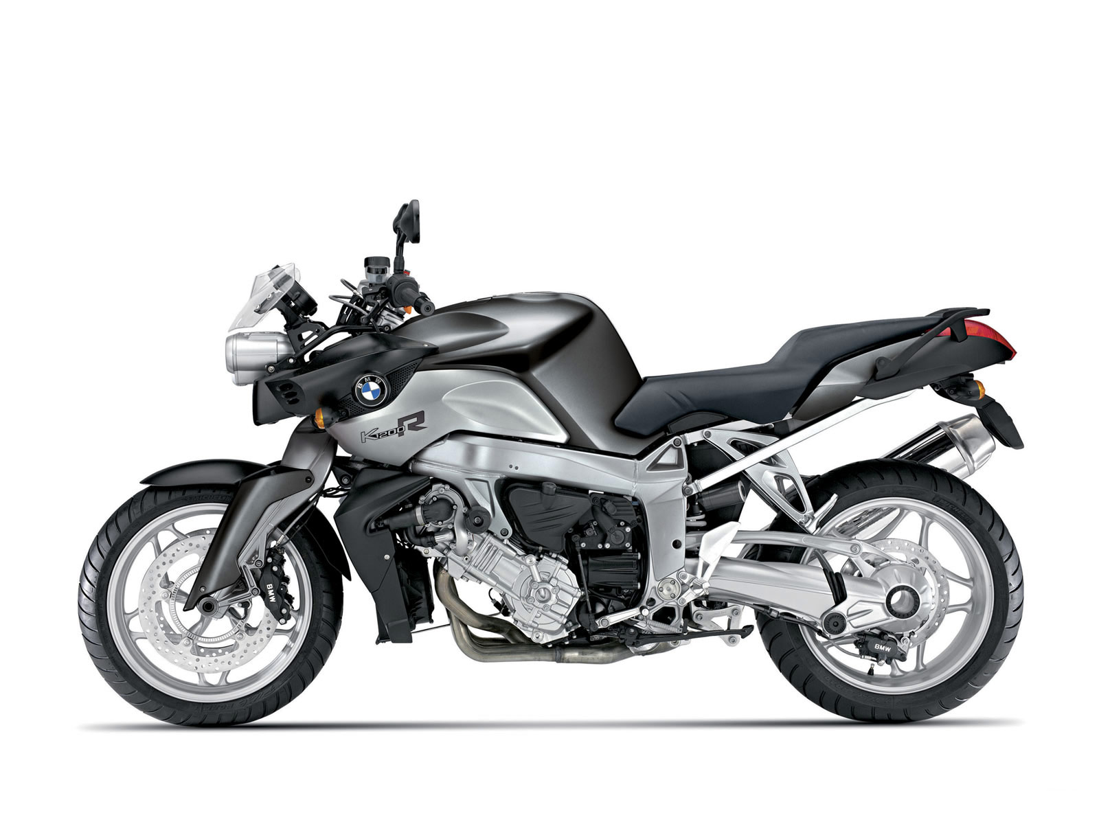 BMW K S White x All For