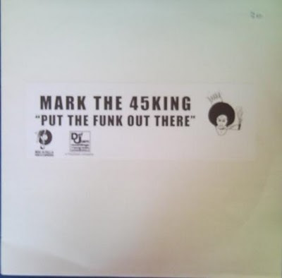 45 King, The ‎– Put The Funk Out There (1999, 192) LP