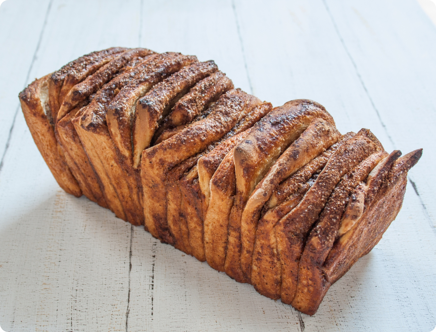 Zimt-Zupfbrot – Cinnamon-Sugar Pull-Apart Bread › The ...