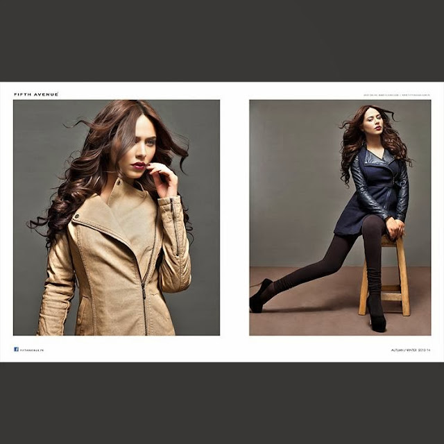 Fifth Avenue New Stylish Winter Collection 2013-14 For Mens & Womens