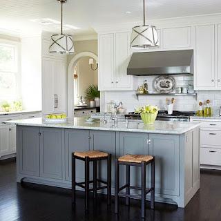 cucina ad isola immagine
