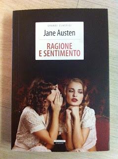 livro book jane austen italian