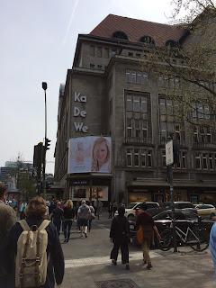 KadeWe,Tauentzienstraße, Berlin