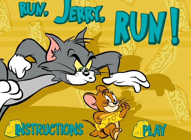 Tom and Jerry game play tom ve jerry oyna