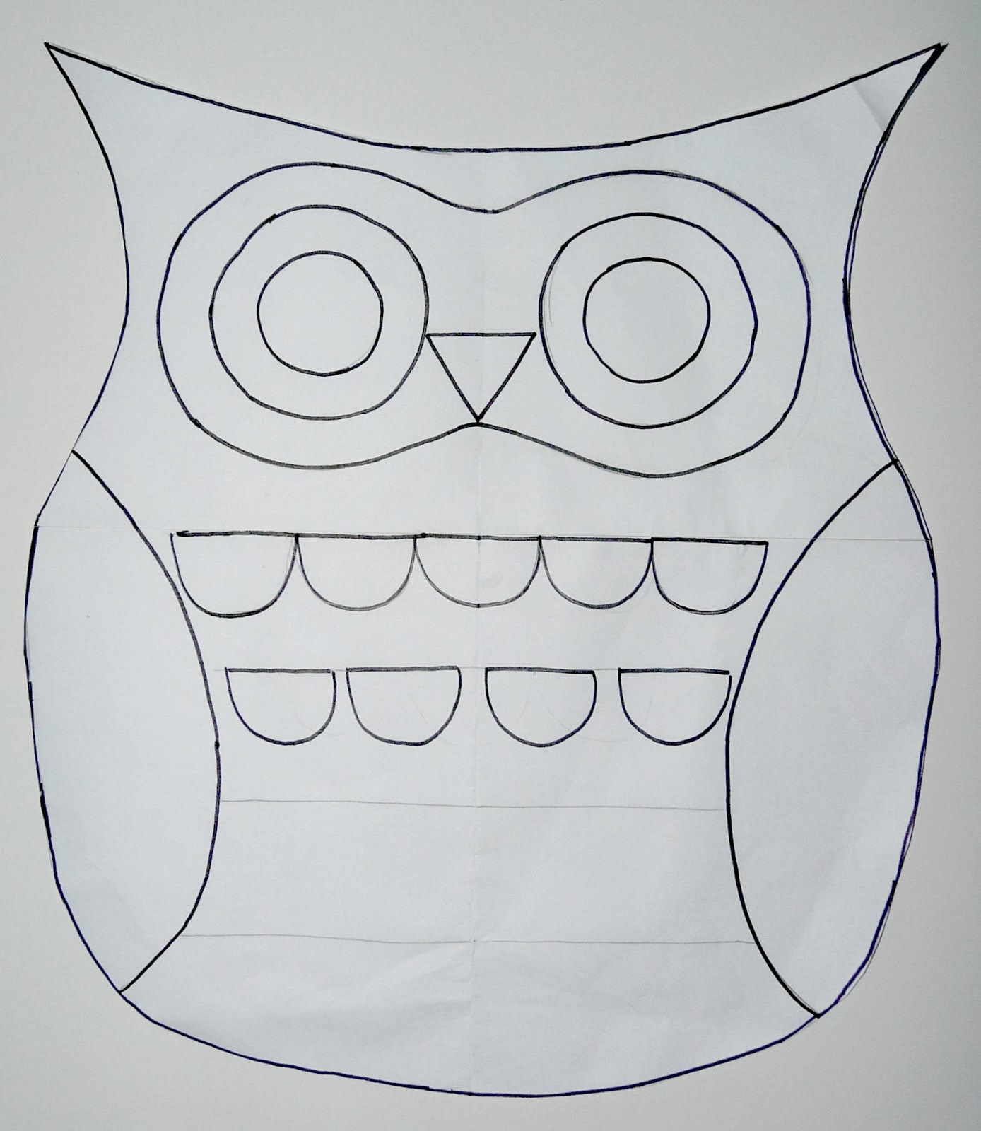 LO que HAGO en mi CASA: COJINES BUHOS (con patrones)****Cushion owl