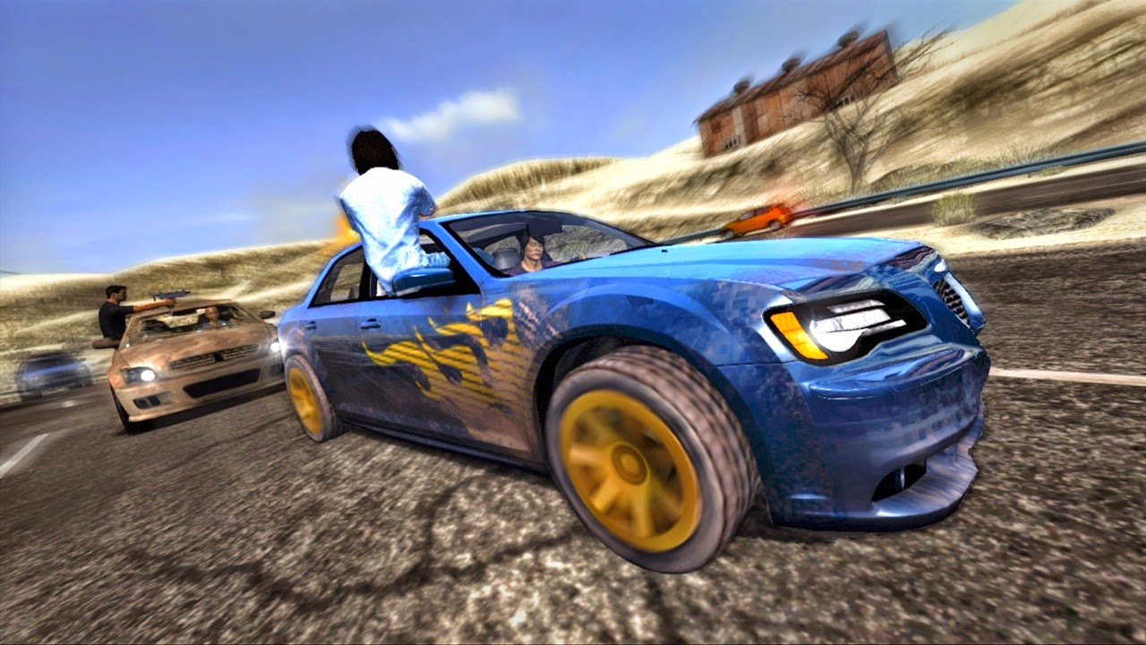 Fast and Furious Showdown Screenshot