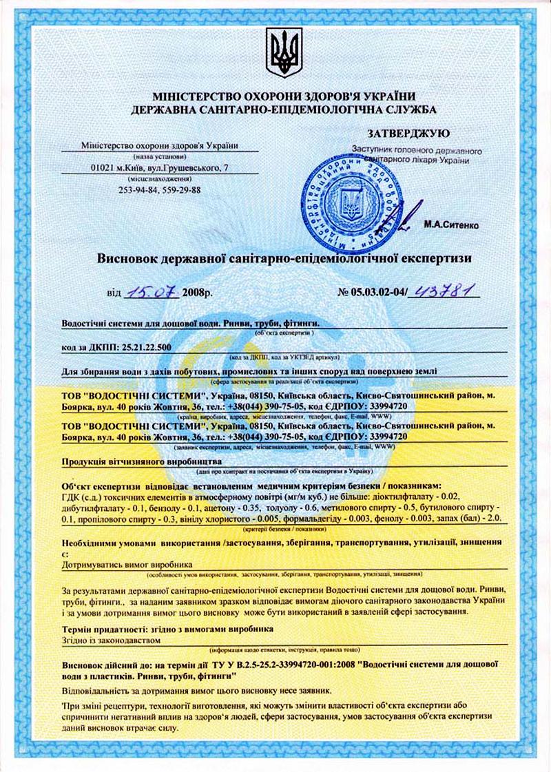 Сертификаты Пожарной Безопасности Панели Пвх