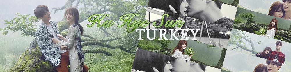 Ku Hye Sun Turkey