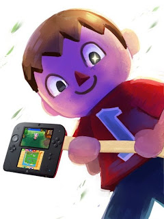 nintendo 2ds villager