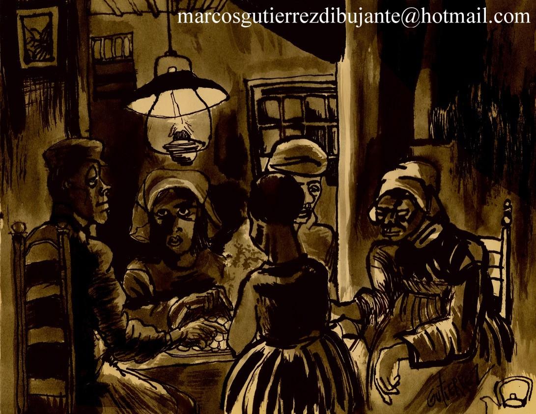 Marcelo Marcos Gutierrez: Mi versión de \