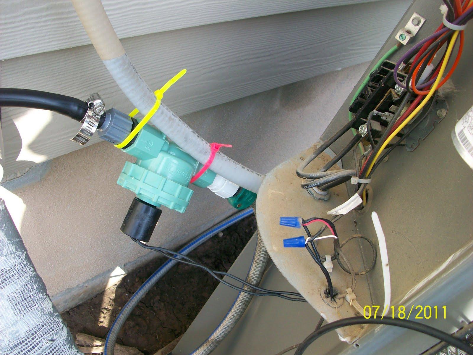 How do i turn my sprinkler system back on
