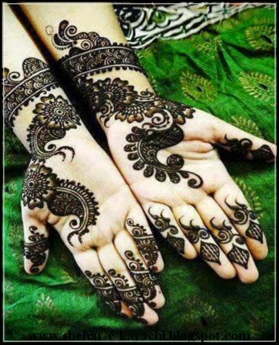 Mehndi Dailymotion : New mehndi design dailymotion