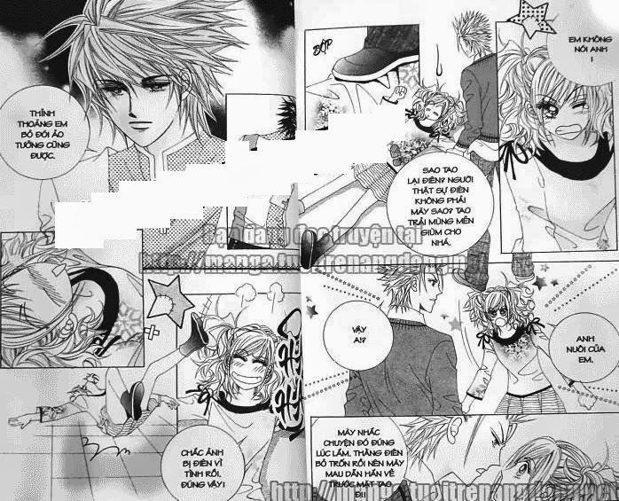Bốn Chàng Hào Hoa Chapter 11 - Trang 22
