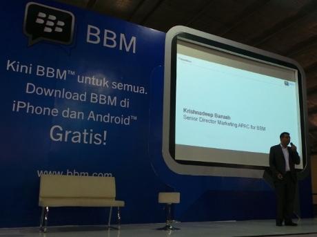Jadwal Resmi, Spesifikasi dan Fitur BBM untuk Android di Indonesia