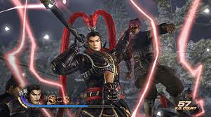 Game Dynasty Warriors 7 For PC