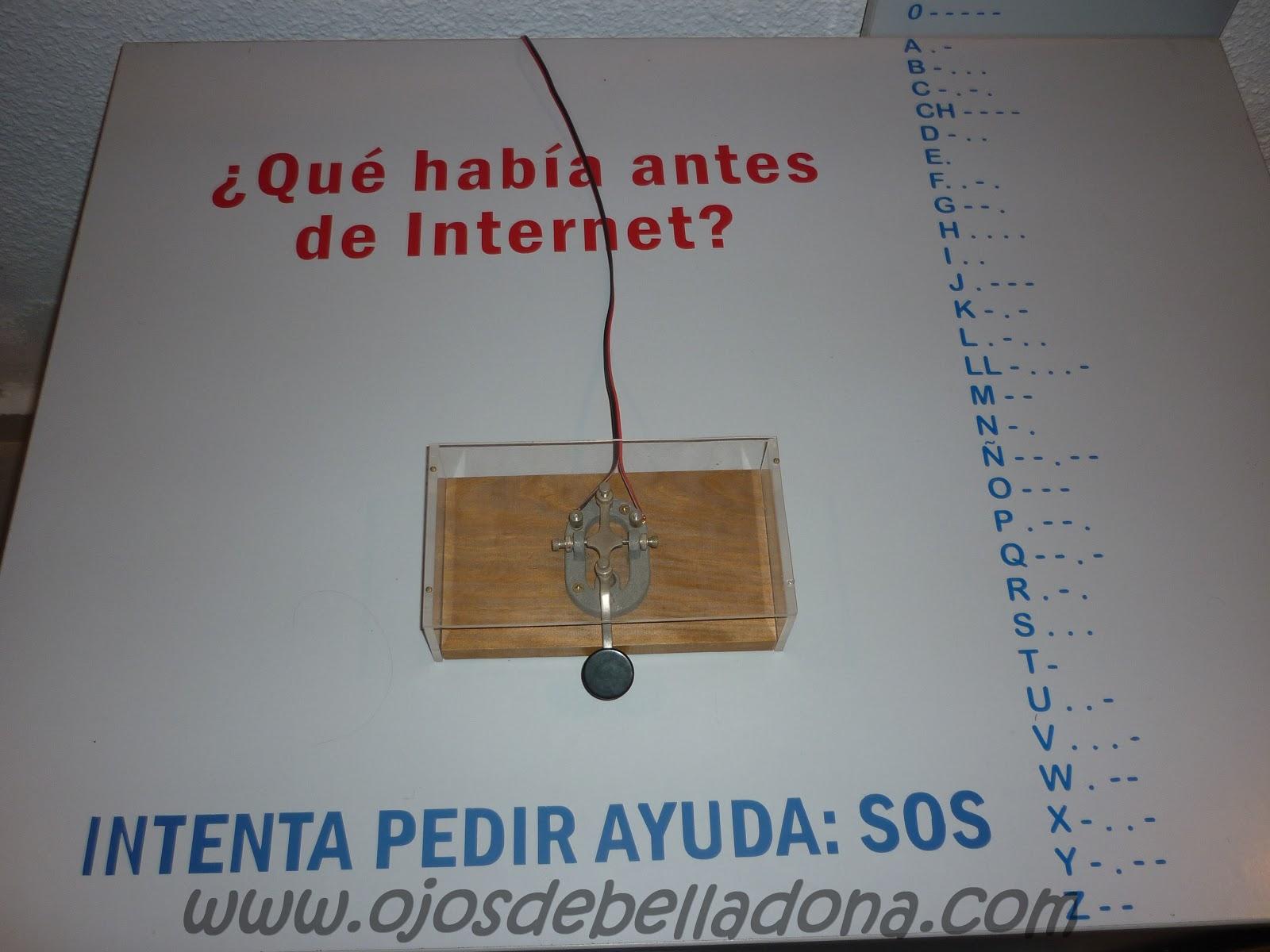 Simulador Morse, Museo de la Aviación de Málaga