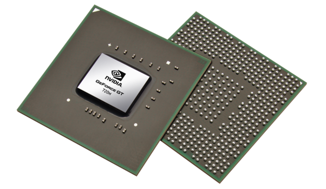 Видеокарта GeForce GTX 66 M с технологией Optimus