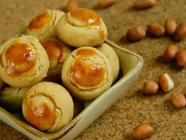Kue Kering : Kue Kacang
