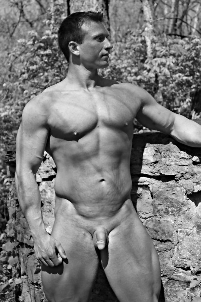 Vintage Big Muscle Tiny Clit