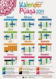 Jadwal Puasa Ramadhan 2014 1436 H Waktu Imsyak Sahur Buka Puasa