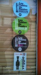 Retrouvez votre Bistrot dans le Guide des restos Veggie et dans les Tables de Nantes