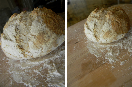 Sourdough: Couche Method