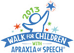 2013 Apraxia Walk & 5K