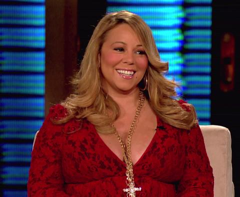 Mariah Carey Twins