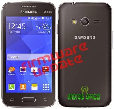 Samsung Galaxy Ace 4 Lite Duos SM-G313MU
