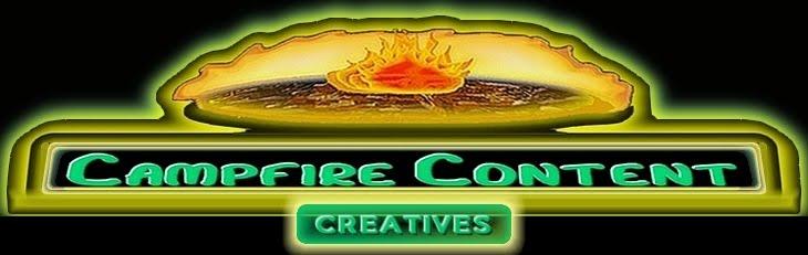 Campfire Content Creatives - Digital Content, Graphics, Music, Lyrics, Poetry, Logos
