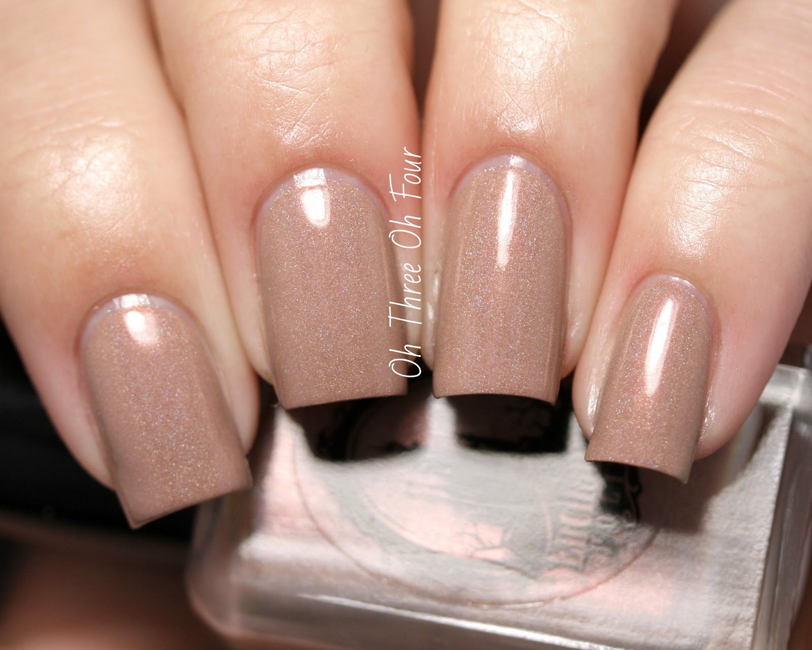 Enchanted Polish December 2013 Swatch
