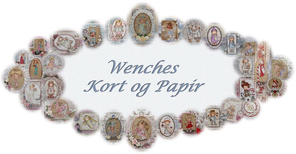 Wenches Kort og Papir