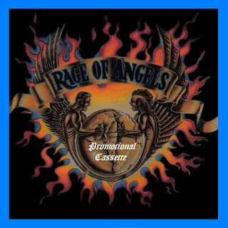 Rage of Angels - Promotional Cassette
