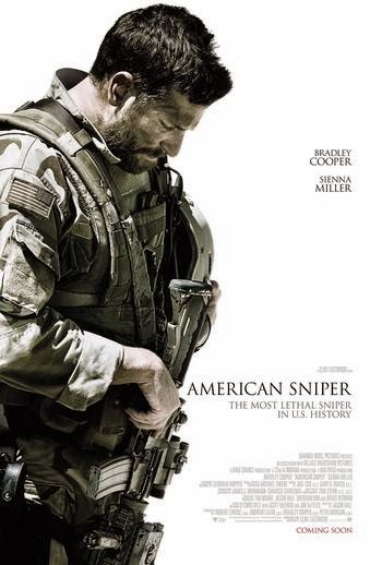New Movie BluRay Rip 720p American Sniper (2014)