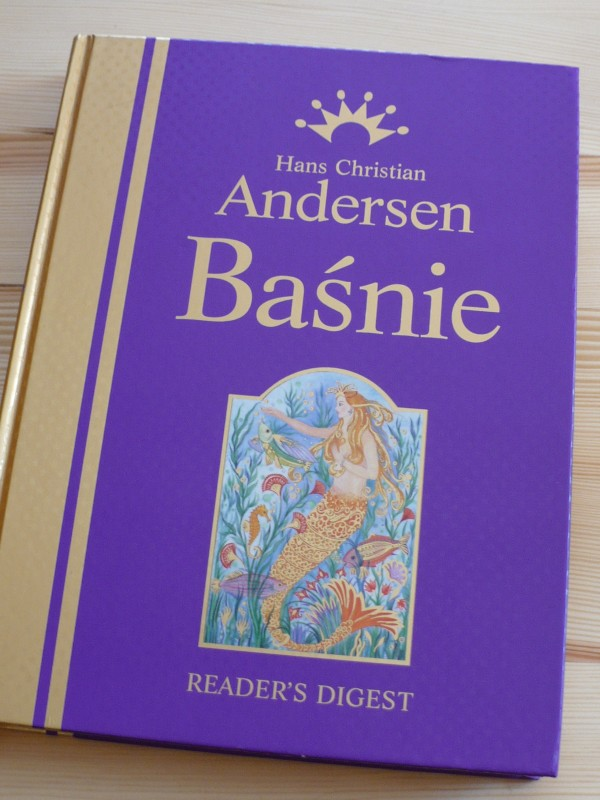 Książki Do Poduszki Hans Christian Andersen Baśnie