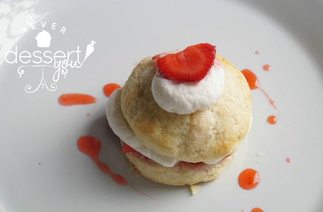 Never Dessert You Strawberry Shortcake
