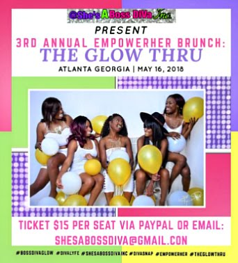 Snappin Event: 3rd Annual EmpowerHer Brunch: The Glow Thru