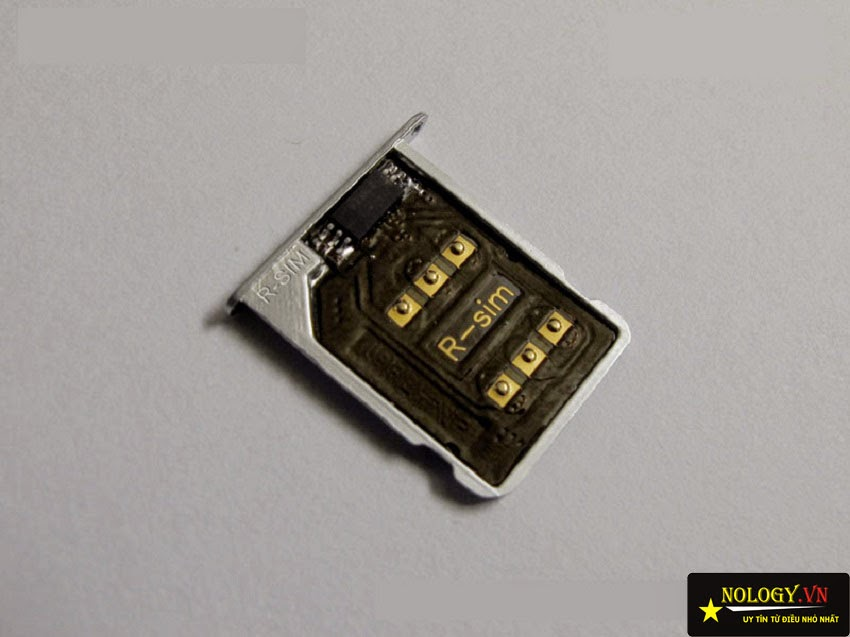 SIM ghép cho iPhone 5C