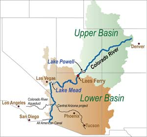 High Desert Dirt: The Colorado River and the Politics of Water