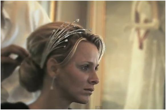 The Making Of Princess Charlene Of Monaco S Ocean Inspired