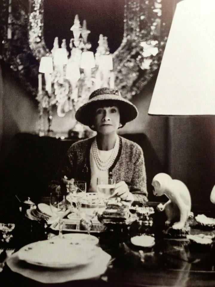 Celebrity Homes: Coco Chanel /Paris/