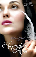 Misguided Angel, Blue Bloods, book cover by Melissa de la Cruz
