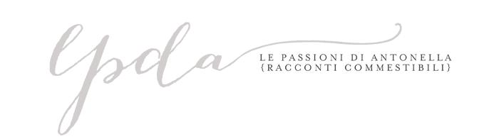 Le passioni di Antonella: Racconti commestibili.