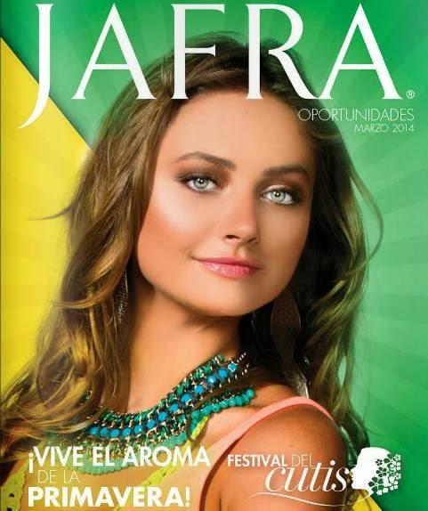 Jafra catalogo de marzo 2014