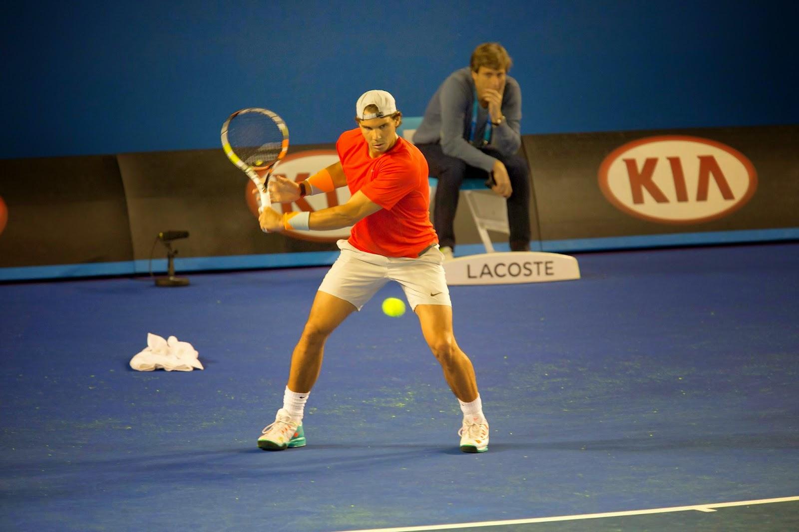 Fiona Hamilton/Tennis Australia