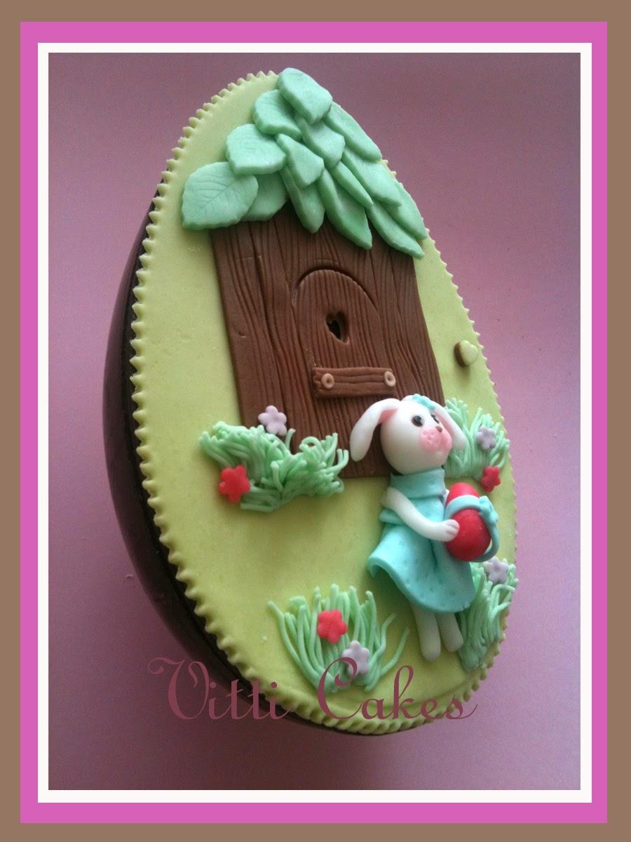 I dolci di vitti uova di pasqua decorate - Uova decorate per bambini ...