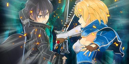 Action-RPG, Bandai Namco, E3 2015, Playstation Vita, PS4, RPG, Sony, Sword Art Online, Sword Art Online : Lost Song, Actu Jeux Vidéo, Jeux Vidéo,